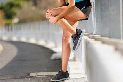 Болезнь Шляттера часто встречается у спортсмена