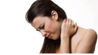 Боли при шейном миозите