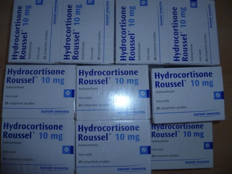 Гидрокортизон - природный глюкокортикостероид
