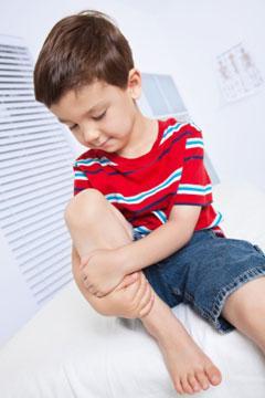 Детский артрит - виды и проявления