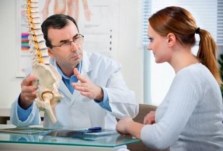 Диагностика остеохондроза