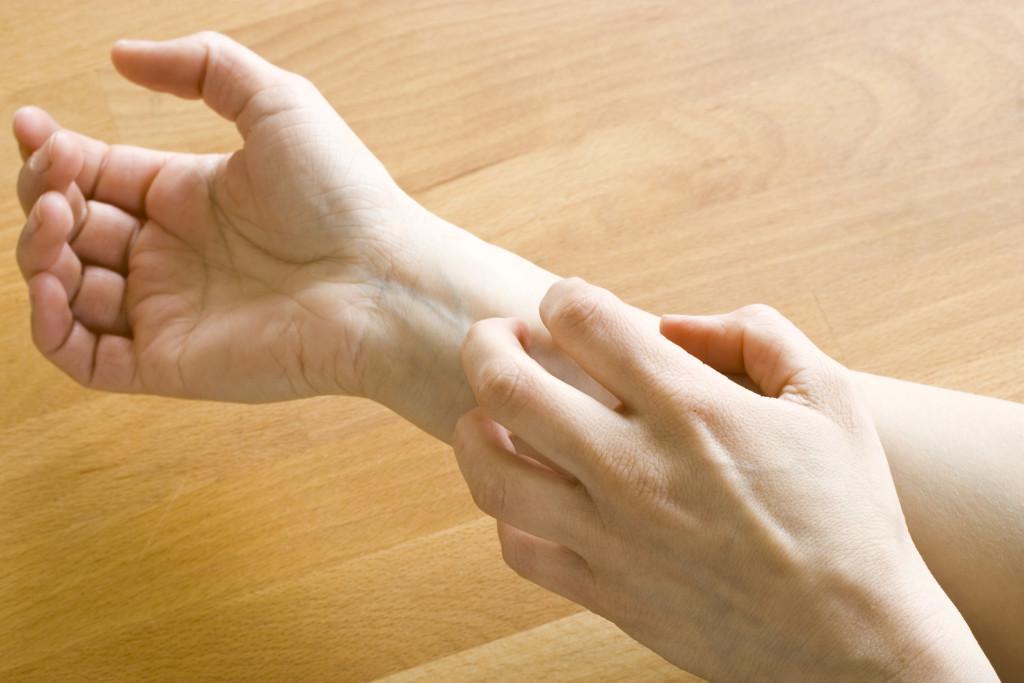 Как снять аллергический зуд в домашних условиях