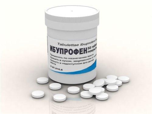 Ибупрофен — лекарственное средство, нестероидный противовоспалительный препарат