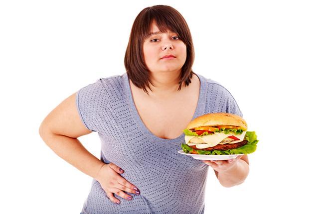 Избыточный вес влечет за собой много проблем со здоровьем