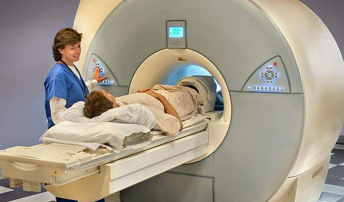 Исследование на спиральном компьютерном томографе