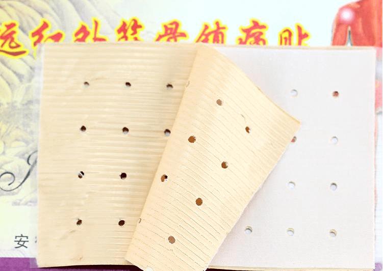 Китайские лечебные пластыри