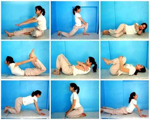Комплекс упражнений при артрозе во время ремиссии