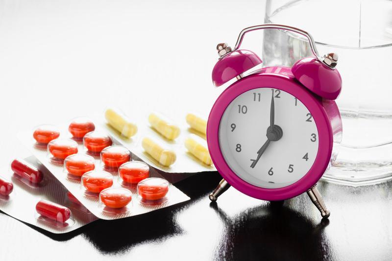 Лекарства после еды