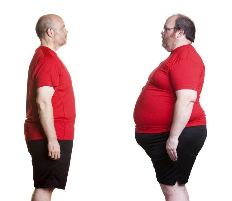 Лишние килограммы - причина многих заболеваний