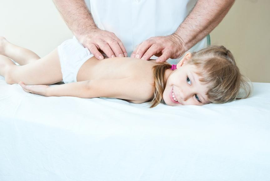 Магуальная терапия в лечении сколиоза