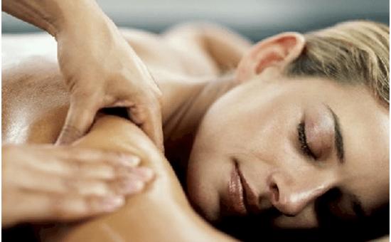 Массаж плеча ускорит выздоровление