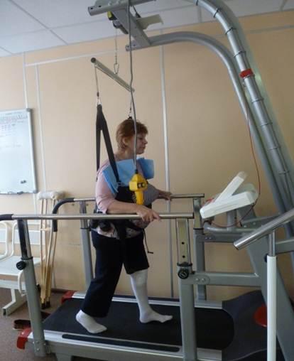 Меры реабилитации после операций на коленных суставах