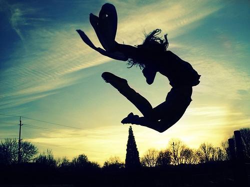 Неосторожные прыжки могут повлечь вывих