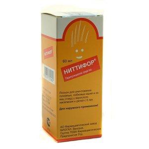 Ниттифор (лечебный раствор)