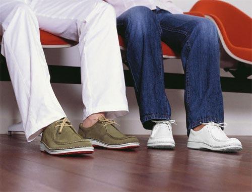 Носите удобную ортопедическую обувь