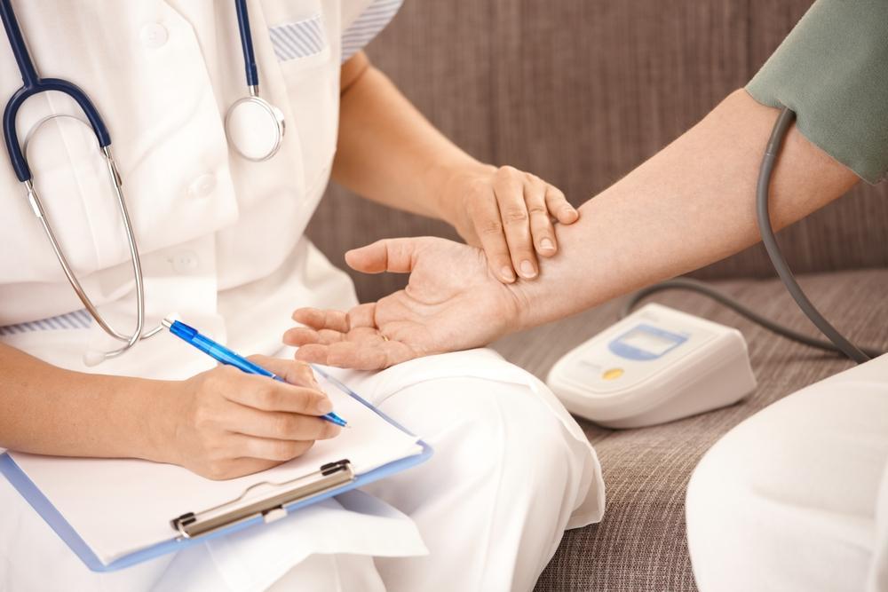Обследование у врача кардиолога