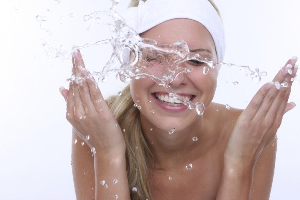 Обязательное очищение кожи перед применением лечебных средств