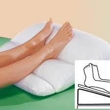 Подушка под ноги надувная