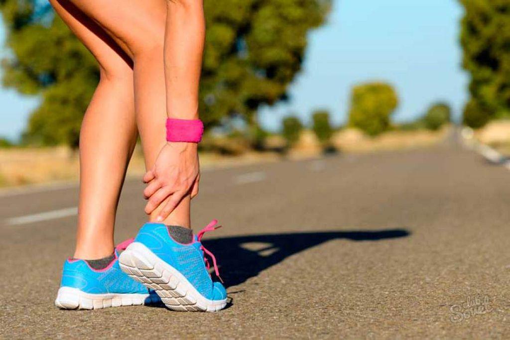 Помните про удобную обувь, разминку и правильность выполнения упражнений