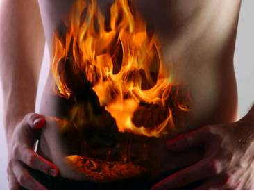 Постоянная изжога при атрофическом гастрите