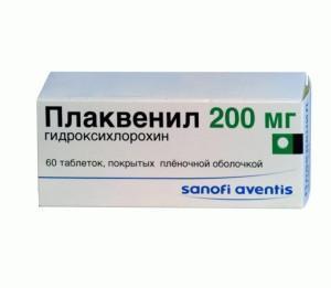 Препараты гидроксихлорохина