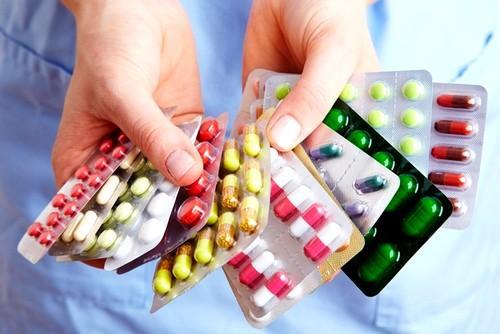 Препараты назначаются строго индивидуально