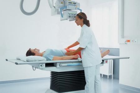 Процедура проведения рентгена