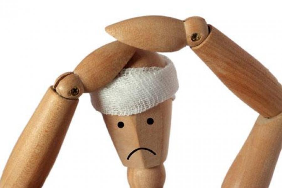 Сильные головные и другие боли как последствия остеохонроза