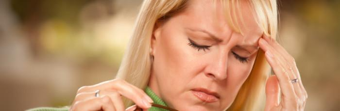 Слабость, мурашки перед глазами, болит шея и голова