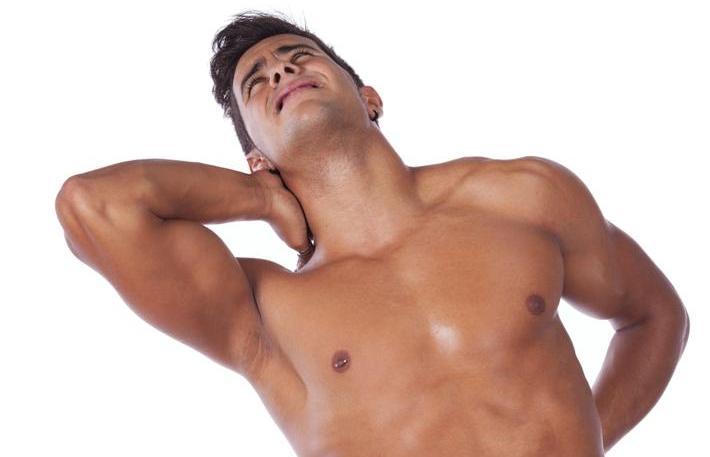 Спондилез проявит себя не только в виде болей в области шеи