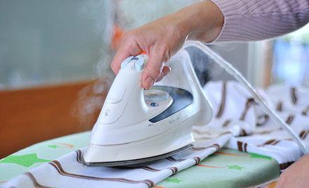 Уборка, глажка и отпаривание белья