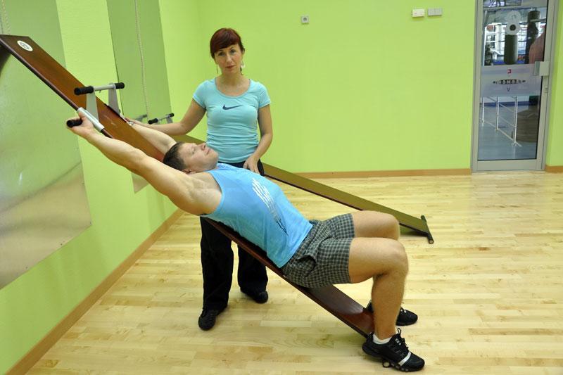 Упражнения Евминова