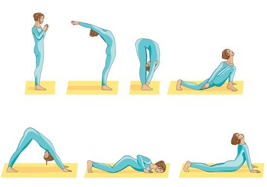 Упражнения для сколиоза позвоночника в домашних условиях