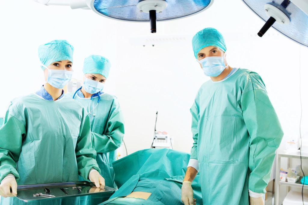 Хирургический метод лечения тендинита
