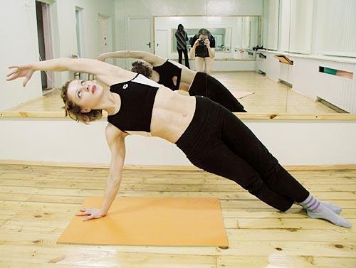 Эффективные и безопасные упражнения при сколиозе
