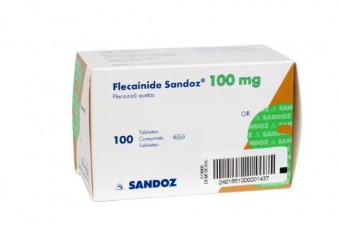 Флекаинид (апокрад, фулкард, тамбокор) — относится к антиаритмическим лекарственным средствам