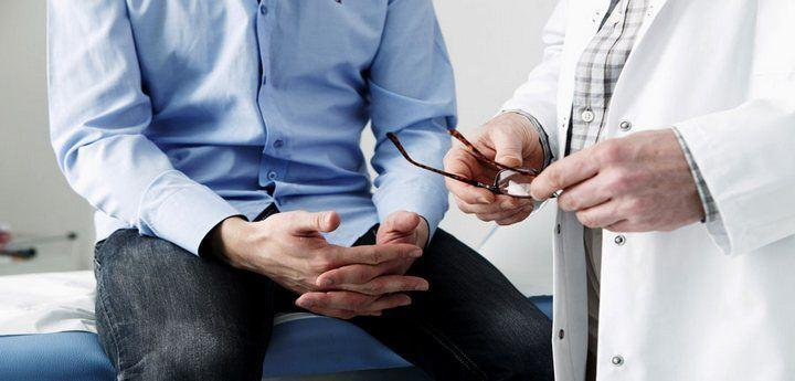 Заболевание аденома из-за особенностей анатомии мочеполовых органов у мужчин в основном проявляется нарушениями мочеиспускания и чаще всего встречается в предпенсионном возрасте