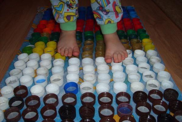 Упражнения для плоскостопия для детей