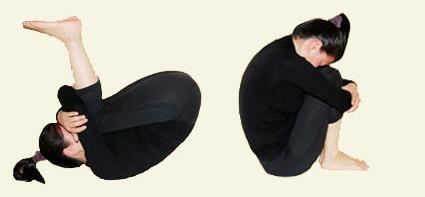 Йогатерапия позвоночника