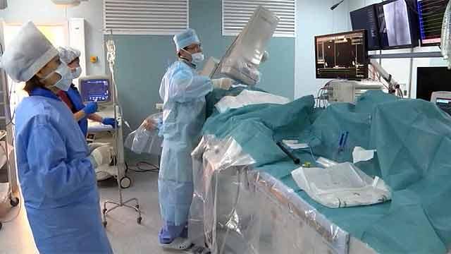 В больнице должно быть все необходимое оборудование