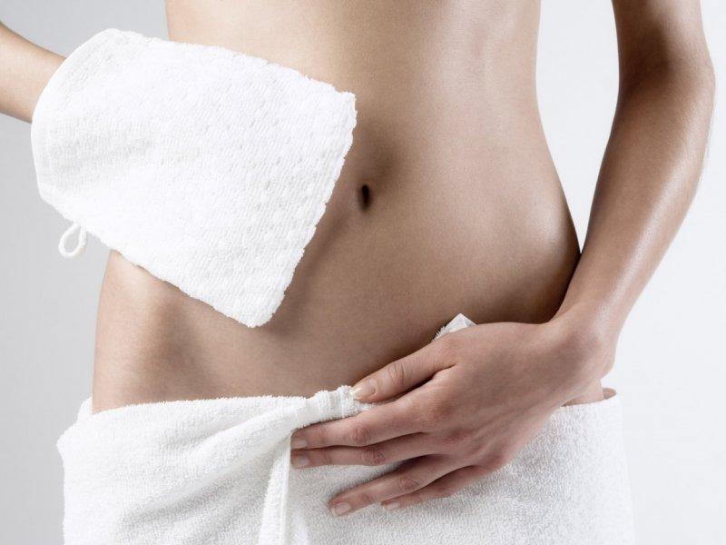 Гигиена половых органов и зуд