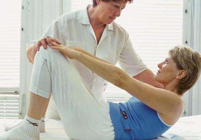 Гимнастические упражнения после инсульта