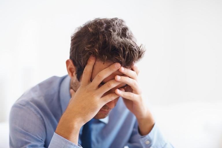 Депрессия у мужчин: помощь - allWomens