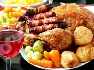 Жирная, жареная еда