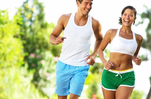 Занятие спортом полезно для кожи