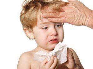 Лечение гайморита у детей