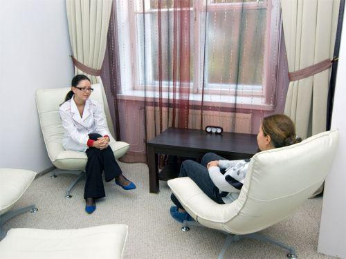 Лечение депрессии у психотерапевта