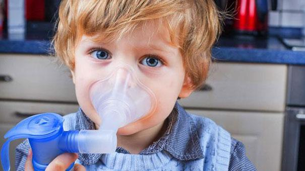 Лечение насморка небулайзером