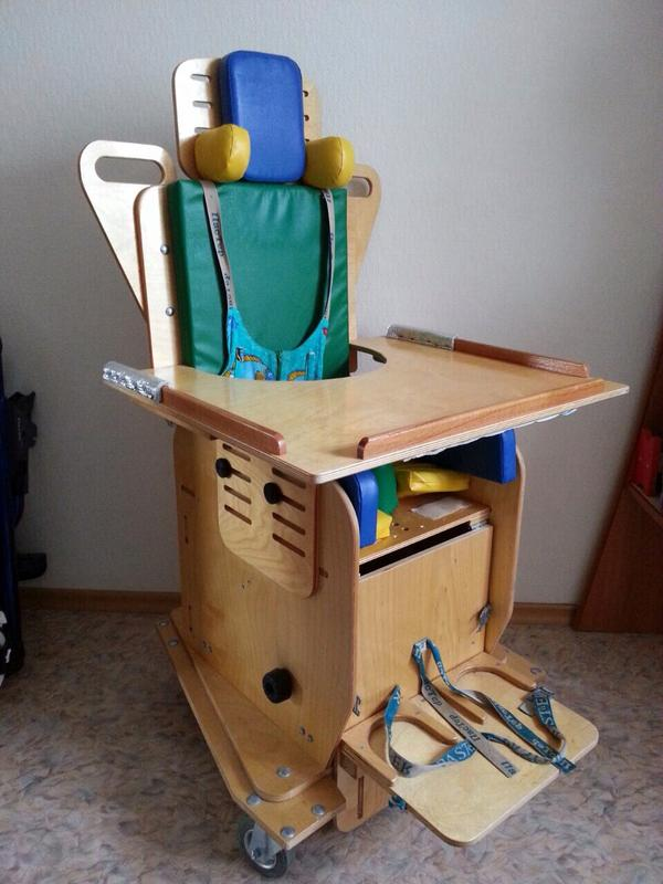 Опора для сидения, для детей от 6-11(12) лет