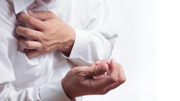 Ощущение перебоев в работе сердца